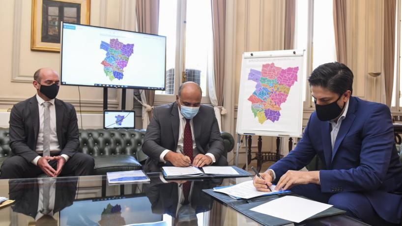 Tucumán recibirá una inversión de .700 millones para obras en educación