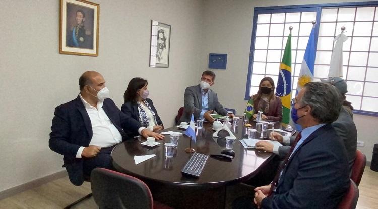 Tucumán busca estrechar lazos con el estado de Paraná